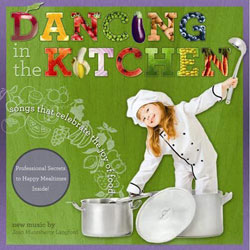 Dancing in the Kitchen CD Cover